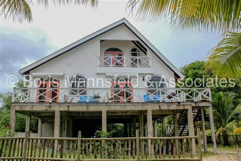 h355 affordable home in of placencia peninsula