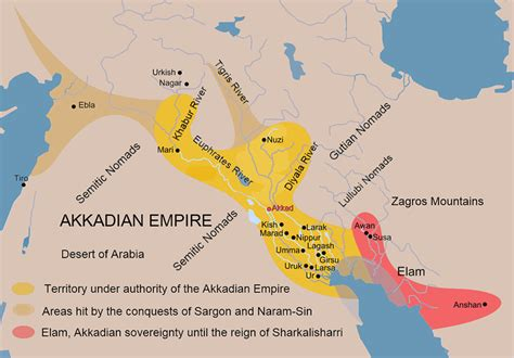 map of united states history akkadian empire 2400 2007 bc short history website