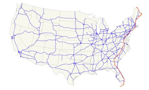 map us highway 1 u s route 1 wikiwand