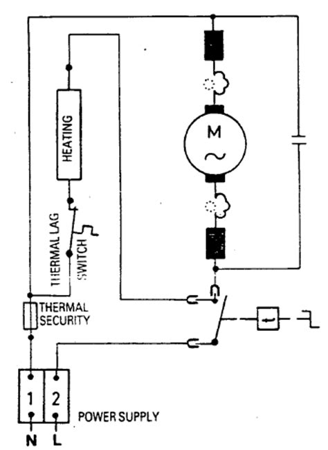 Simple Hair Dryer Circuit Diagram wiring electric dryer wiring free engine image for user manual