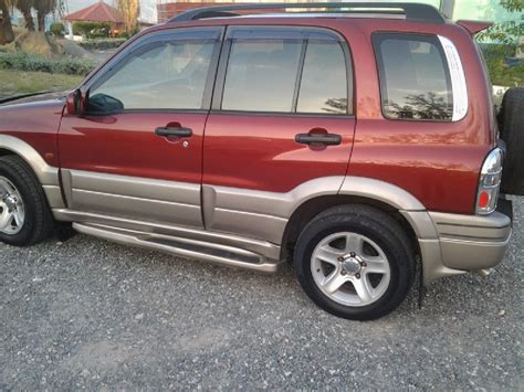 Suzuki Grand Vitara 2002 For Sale 2002 Suzuki Grand Vitara For Sale In Kingston St Andrew