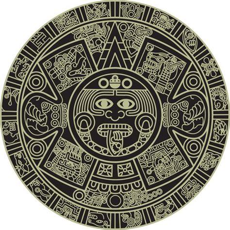 Aztec Calendar Symbols Aztec Symbols For Www Imgkid The Image Kid