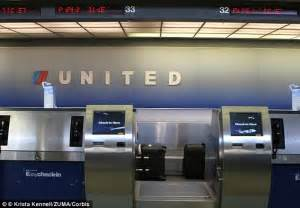united airlines check in united airlines baggage charge carrier asks 100 for