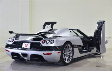newest koenigsegg 4 8 million koenigsegg ccxr trevita is the newest