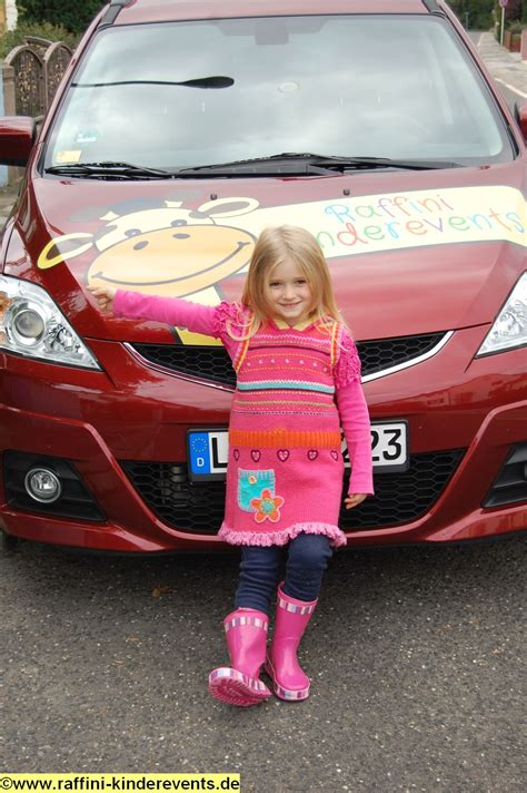 Autowerbung Kinder by Raffini Kinderevents Autowerbung 11 Raffini