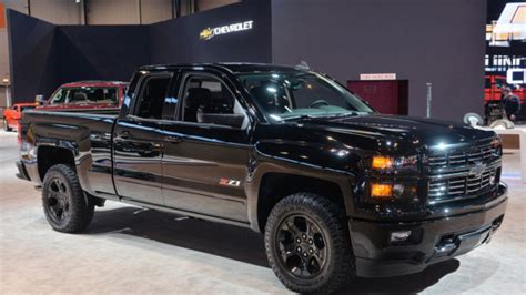 chevrolet silverado midnight edition price engine