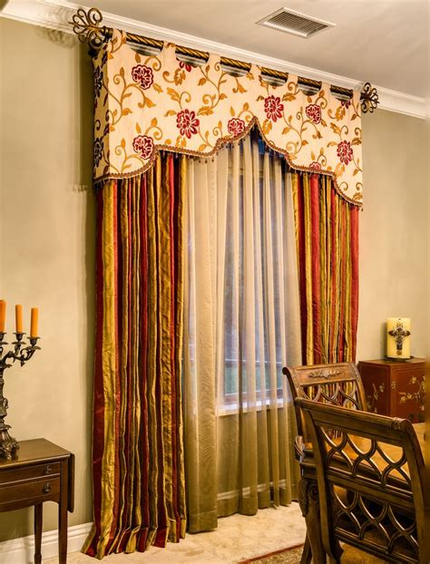 elegant window curtains 1000 images about home decor window treatment bed crown