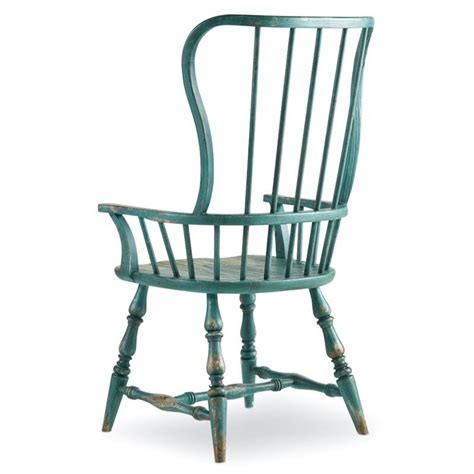 Sanctuary Chairs by Furniture Sanctuary Spindle Arm Dining Chair In