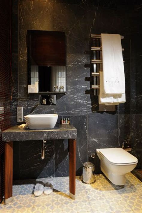 masculine bathroom designs stylish masculine bathroom design ideas comfydwelling