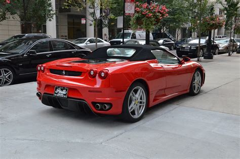 2006 f430 spider for sale 2006 f430 spider f1 spider stock l223a for sale