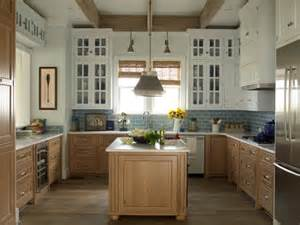 Two Tone Cabinets Kitchen Two Tone Kitchen Cabinets Cottage Kitchen Phoebe Howard