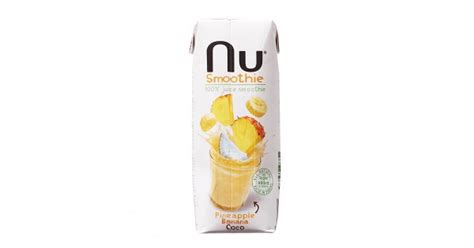 Houseoforganix Coconut 250 Ml Berkualitas nu smoothie smoothie pineapple banana coconut 250ml babyonline