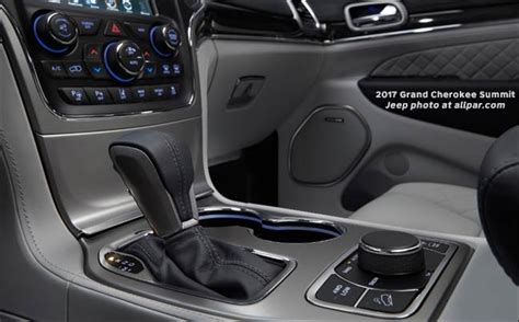 Summit Interiors by 2017 Jeep Grand The Flagship Suv Upgraded