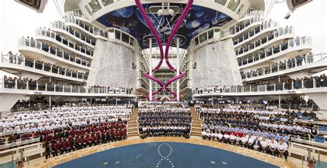 what s hot in home design 2016 harmony of the seas by the numbers royal caribbean connect