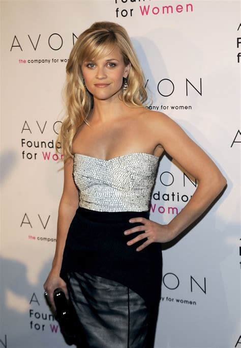 Reese Witherspoon Is An Avon by Reese Witherspoon Photos Photos Avon Foundation
