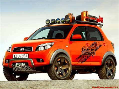 daihatsu terios off road daihatsu terios off road vt by guilhermeatv cars