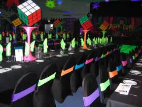 80s theme decorations 80 s themed wedding on 80s 80s theme