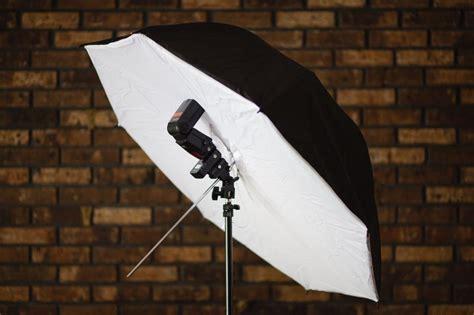 Speedlight Softbox a cheap 25 umbrella softbox for speedlights william