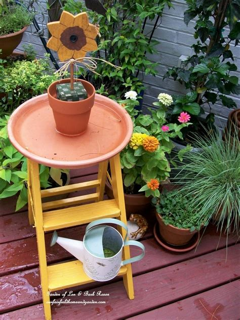 Craft Home And Garden Ideas Diy Garden Decor Project Plans And Ideas Dearlinks