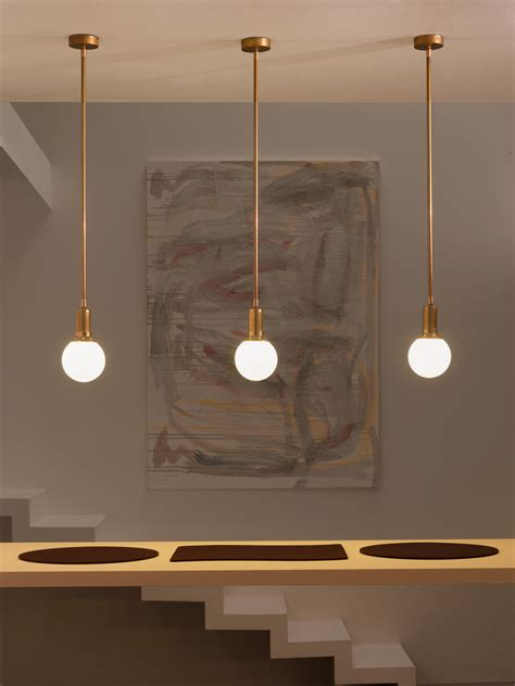 vesoi illuminazione tiges ceiling suspended lights from vesoi architonic
