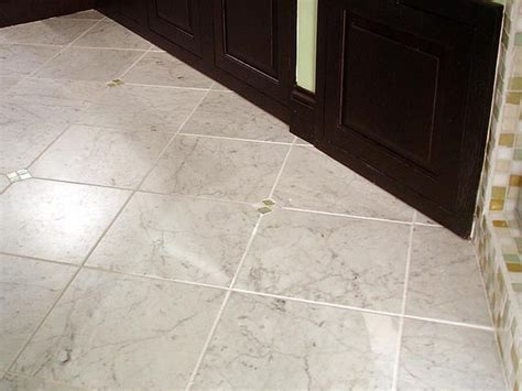 Laying Limestone Floor Tiles by How To Lay Marble Tiles Diagonally How Tos Diy