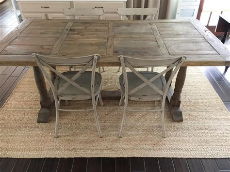 a farmhouse table where to buy a farmhouse trestle style farm table fox