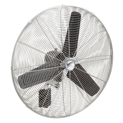 outside fans home depot ventamatic 30 in high velocity oscillating wall mount fan