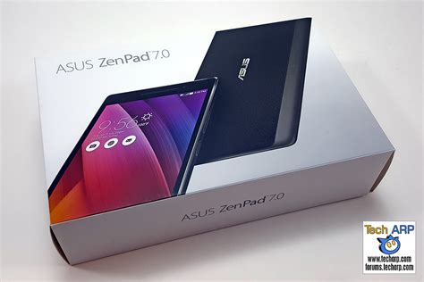 Tablet Asus Zenpad 7 0 Z370cg tech arp unboxing the asus zenpad 7 0 z370cg tablet