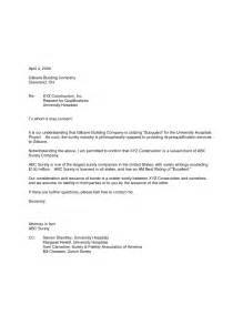 cover letter for bid 10 best images of construction bid acceptance letter bid