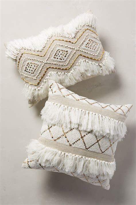 Anthropology Pillows by Moroccan Wedding Pillow Anthropologie