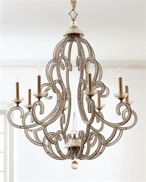 bead chandelier richard collection beaded elegance chandeliers
