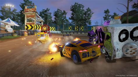 cars 3 driven to win review gameluster