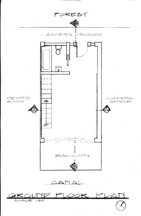 Floor Plan Scale 1 50 by Floor Plan 120 Days In Denmark