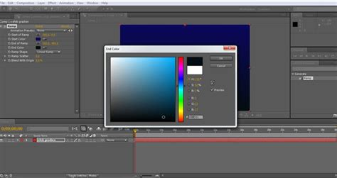 tutorial membuat video after effect tutorial after effect cs4 cara mudah buat gradient