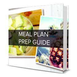 healthy meal prep time saving plans to prep and portion your weekly meals books meal prep guide saltwater fit