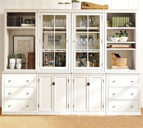 Logan Modular Wall System   Traditional   Display And Wall Shelves   by Pottery Barn