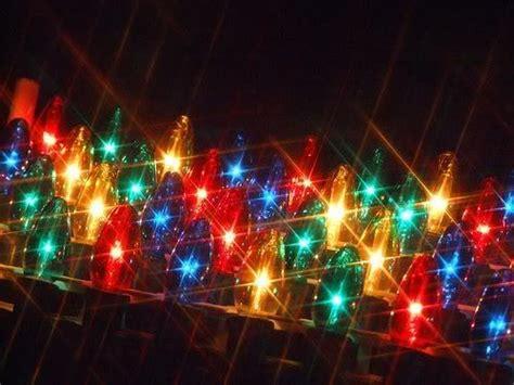 christmas lights bright colors photo 17360489 fanpop