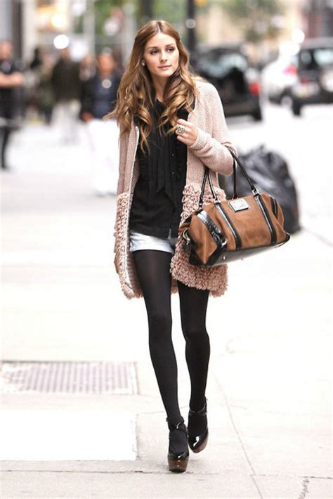 Celebrity Style Book Olivia Palermo Galeries Lafayette