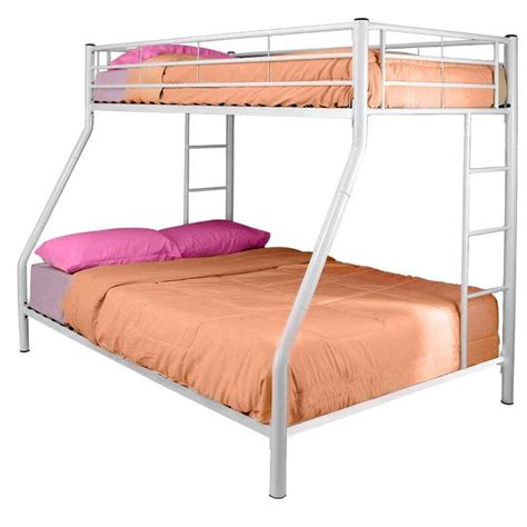 White Metal Bunk Bed White Metal Bunk Bed Bunk Beds Beds And Metals