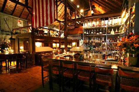 Restaurant The Barn A Special Treat The White Barn Inn