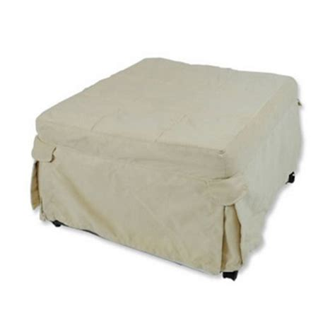fold out ottoman bed sleeper ottoman fold out single sofa bed with cover buy
