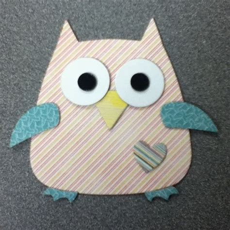Owl Papercraft - paper craft owl zoo phonics