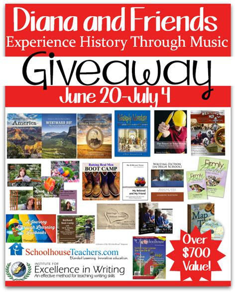 Friends Giveaway - diana and friends experience history through music giveaway 700 value crystal