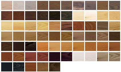 different color stains different wood stains pdf woodworking