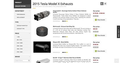 Tesla Technologies Tesla Model X Exhaust Systems Best Ad Of The Week