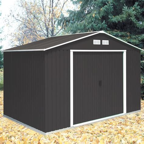 Small Metal Sheds Uk by No Return To Stock Date Will Review In 2018 10 X 8 Select