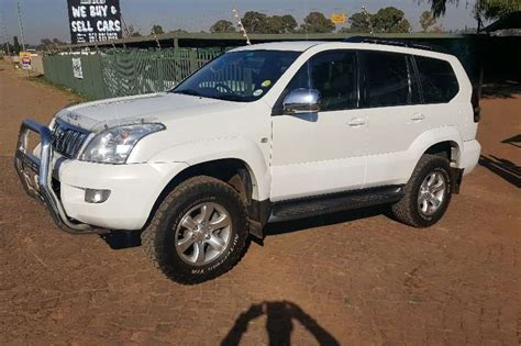 2005 toyota land cruiser for sale 2005 toyota land cruiser prado cars for sale in gauteng
