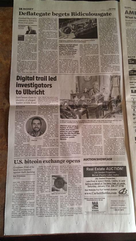 usa today money section bitcoin