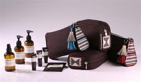 On Sale Travel Kit Bussinis Class Luxe Edition Abu Dhabi Etihad new etihad amenity kits for all classesdestinasian