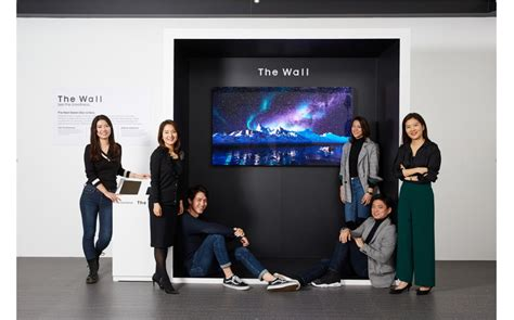 samsung 219 inch tv samsung showcases a monstrous 219 inch tv at ces 2019 mspoweruser